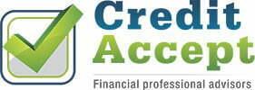 Credit Accept | Partenerul de incredere in lumea complexa a banilor Logo